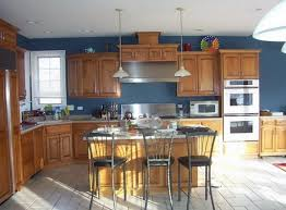Kitchen Paint Colors With Golden Oak Cabinets Start The Design Idea With Kitchen Color Ideas Pictures Iecob