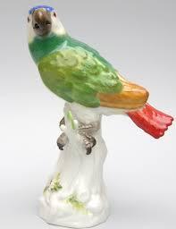 bird figures meissen collector birds