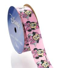 ribbon hair bow 7 8 disney minnie mouse with hair bow satin ribbon