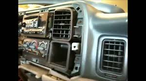 2001 chevy tahoe amp install power acoustik bamf w factory amp