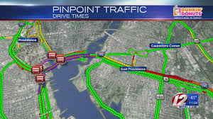 I 95 Map I 195 Reopened After Gas Leak Closed The Highway For Hours Wpri