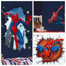 online get cheap spiderman room decor aliexpress com alibaba group