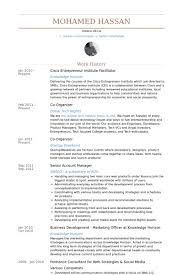Cv And Resume Samples by Facilitator Resume Samples Visualcv Resume Samples Database