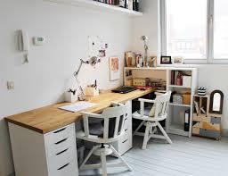 plan de travail pour bureau plan travail bureau avec planche pour plan de travail maison design