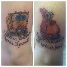mer enn 25 bra ideer om spongebob tattoo på pinterest