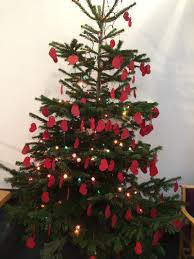My Christmas Tree by Christmas Tree Festival Frodsham Methodist Church