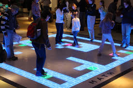 Floor Math by An Api For The Interactive Jumbotron Floor Display At The National