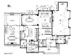 modern houseplans ultra modern house floor plans midcentury large modern house plan