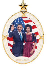 visions president obama the ornament by lenox