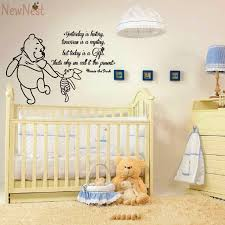 Winnie The Pooh Wall Decals Piglet Quotes Children Vinyl Decal