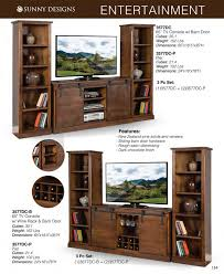 Sunny Design Furniture Prices U2022 Sunny Designs Santa Fe Tv Furniture U2022 Al U0027s Woodcraft