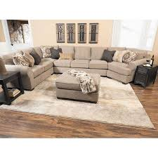 pantomine 4pc with laf cuddler sectional k 391lcud 4pc ashley afw