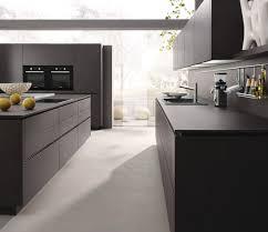 cuisines alno cuisine design gris anthracite cuisine design sans poignées