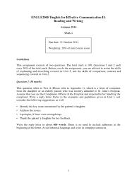 Complaints Letter To Hospital s200f assignment 1 hospital nursing