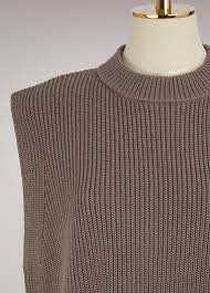 cotton and cashmere long sweater jil sander 24 sèvres