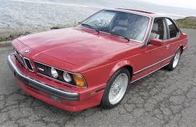 bmw m6 1990 les couleurs bmw auto titre