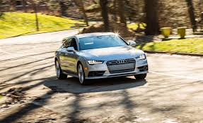 2017 audi s7 review car and driver