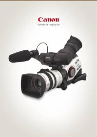 canon camcorder xl2 user guide manualsonline com