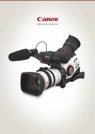canon camcorder xl2 user guide manualsonline com