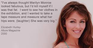 true hair marilyn s true size clothing tells the