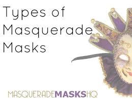 venetian masks types types of masquerade masks jpg