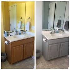 bathroom cabinets painting ideas painted bathroom vanity michigan house update paint bathroom