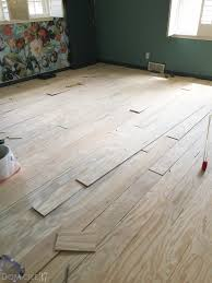 Laminate Flooring On Wood Subfloor Plank Wood Flooring And Staining The Floors With Woca Domicile 37