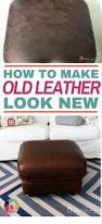 Cleaning Leather Sofa Learn How To Restore Leather Furniture Leather Furniture