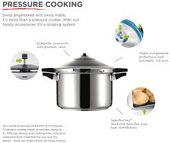 best black friday online deals for pressure cookers amazon com kuhn rikon duromatic hotel stainless steel pressure