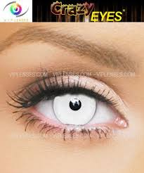 25 white contact lenses ideas scariest
