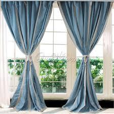 amazing valance blue 124 blue valance sheet window treatments blue