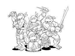 tmnt free coloring pages download teenage mutant ninja turtles