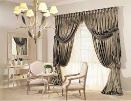 Curtain Drapes Ideas Interior Awesome Luxury Curtains Ideas For Living Room Modern