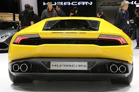 lifted lamborghini the lamborghini huracan 18 things you didn u0027t know motor trend