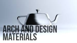arch and design material tutorial youtube