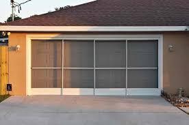 Sliding Patio Door Screens Door Sliding Garage Door Screen Frightening Garage Door Screen