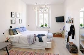 Chic Small Apartment Bedroom Ideas  CageDesignGroup - Apartment bedroom design ideas