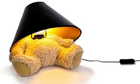 teddy bear lamp the worst things for sale