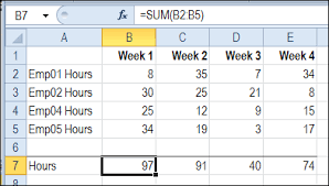 sum excel rows based on text contextures blog