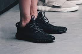 adidas yeezy black adidas yeezy 350 boost all black release date justfreshkicks