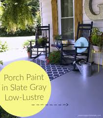 diy porch painting u2013 magnolia simple