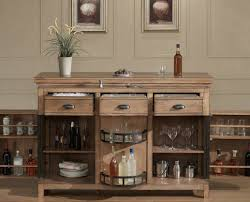bar wall mounted wooden home bar cabinet designs mixed with flat