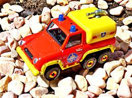 chez maximka fireman sam diecast vehicle
