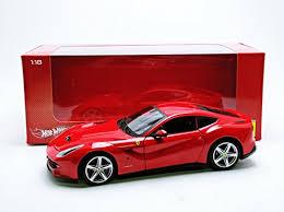 f12 model hotwheels heritage 1 18 f12 berlinetta rosso die cast