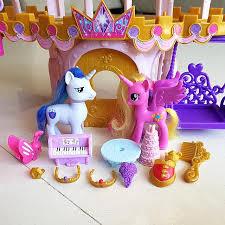 mlp wedding castle sold mlp my pony wedding castle set shining armour