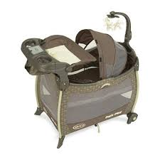 graco pack and play with changing table my family fun pack n play playard bassinet for infant less than 15 lbs