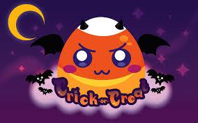 kids halloween candy background cute halloween vampire wallpaper wallpapersafari