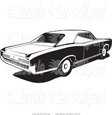classic cars clip art clipart muscle cars collection