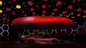 renault trezor interior renault trezor electric sports car youtube