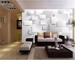 popular wallpaper box buy cheap wallpaper box lots from china beibehang 3d wallpaper box abstract 3d wallpaper large mural 3d living room custom white brick wall